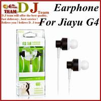 Headphone for JIAYU G2S G3 G4 Earphones Wooden Headphones  Free Shipping