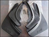 Mudflaps Mud flap splash guard fender dirtboard mudapron splasher black for Suzuki SX4 2007 2008 2009 2010 2011 2012 hatchback