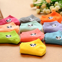 3006 100% cotton sock female socks sock slippers spring and autumn thin 100% cotton socks