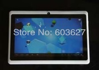 """7"""",A13,1.5Mhz,Android 4.0,800*480,512MB/4GB,0.3MP,WIFI cheapest Android tablet KMQ88"""