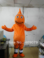 2013 adult clown fish mascot costume