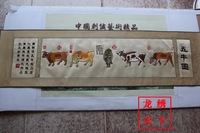 C*handmade Su Zhou embroidery*unique Christmas /wedding gift*innovative handicraft home decoration[No 1025423132]
