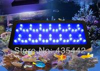 36inch length 300W led aquarium light built 98pcs high power 3w led Bridgelux chips Aquarium Lamp fish coral reef sps  tank