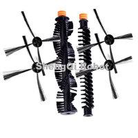 Robot Vacuum Cleaner SQ-A380(D6601) Spare Parts ,Hair brush ,Sider brush,Main brush,