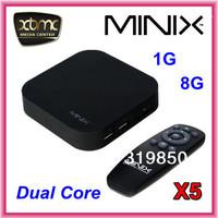 [Free Remote Control] MINIX NEO X5 Mini RK3066 Dual Core TV Box Android 4.2 Cortex-A9 Mini PC 1GB/8GB Wifi RJ45 HDMI NEO Mini X5
