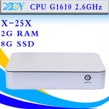 mini pc with fan wireless thin client hold GPU onboard 512M graphics memory high performance