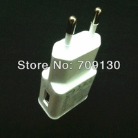 10pcs/lot 2A White EU Plug Wall Charger For Samsung Note2 N7100/i9220/S4 i9500/S3 i9300 High Quality Fast Charging