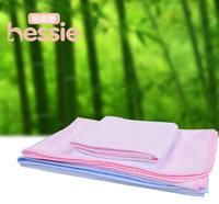 Bamboo Fiber Baby Diaper Portable nappy Changing Mat Pad Waterproof Sheet free shipping