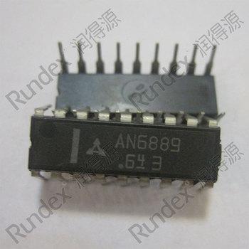 AN6889 dual 5:00 genuine / LED driver circuit