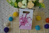 Star Shower SAKURA Flower Style Pattern Luxury PU Leather Flip Pouch Case Cover For Nokia Lumia 820 N820 Without Retail Package