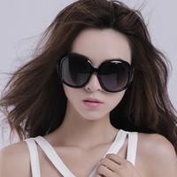 Hot-selling fashion star style sunglasses big box sunglasses  free  shipping