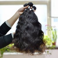 Good hair quality hair extension loose wave style 3 bundles per lot 100g per bundle free shipping