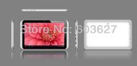 "7"",MTK6572,Dual core,1.2Ghz,1024*600,512MB(1GB option)/4GB,3G,Bluetooth,WIFI,FM,GPS,0.3MP+0.3MP(2.0 option) 3g call tablet"