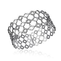 2014 New Bracelet original design Fashion jewelry silver gold bracelet banquet accessories Ladies items