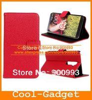 Lichee Wallet Credit Card Flip Folio Stand Leather Case Cover Skin for LG G2 G3 Mini L70 L90 F70 G Pro Lite Pro2  D802C08