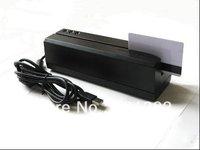 POS Magnetic Card Reader MSR, USB Card Reader MSR606, compatible MSR206