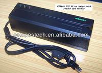 POS Magnetic Card Reader MSR 606,compatible MSR206