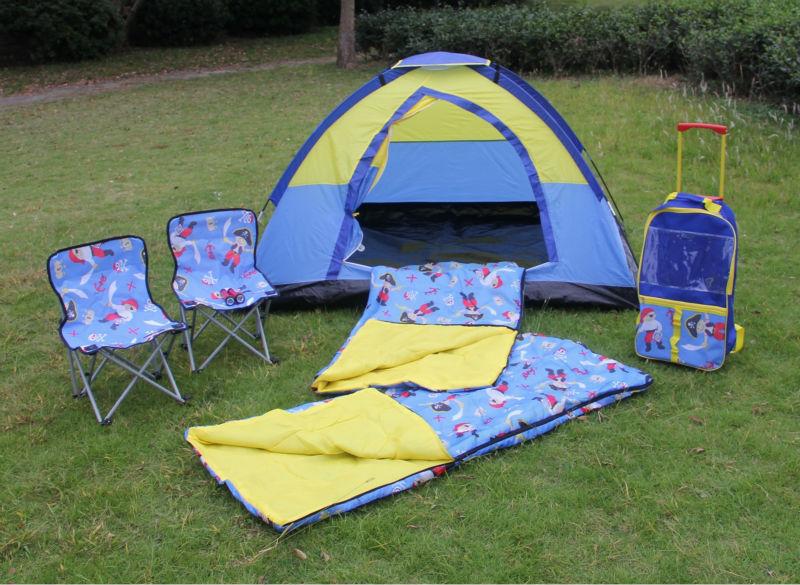 Kids Tent Sleeping Bag Combo 85 & Kids Tent Sleeping Bag Combo - Camera Shoulder Bag