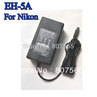 EH-5,EH-5A Camera AC adapter for Nikon D90,D80,D70,D70S,D100,D300,D300S,D700 US EU UK AU