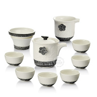 Ceramics set kung fu tea set