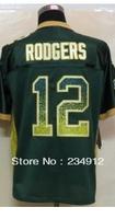 Cheap Aaron Rodgers Elite Drift Fashion Jerseys - Men's American Football Jerseys