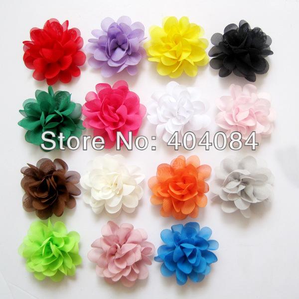 новые Рождественские цветы 15colors запасов 50pcs/lot