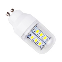 GU10 5W 24*5730 420-450LM  Warm White Light  LED Corn Bulb 110V/220V