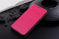New High Quality Crazy Horse leather Flip case for Samsung Galaxy Note 3 N9000,Business stand design thin card slot Phone case