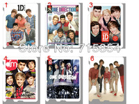 HOT !!!  new design one Direction Band case Hard Back Cover For ipad For ipad2 +Free Shipping
