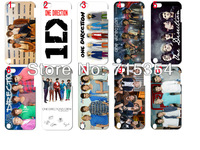 hot!!! NEW one Direction Band (50designs syle) case hard back cover for ipod touch 5  10pcs/lot+free shipping