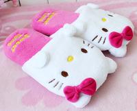 Sanrio Hello Kitty new 2014 Women Home Slippers Hello Kitty  New Fashion Women's Wistiti Indoor Slippers Women Flats Sandals #11
