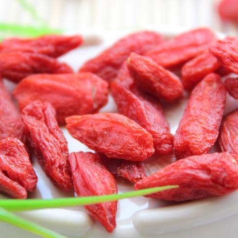 New Medlar 250g Goji Berry Chinese Ningxia Organic Gouqi Nespera Dried Goji Berries Wolfberry Tea Goji