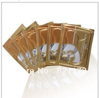 3000pairs/lot Eye Mask Collagen Crystal Eye Mask Eyelid Care Patch Pad Moisture Anti-Wrinkle Beauty