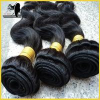 VIrgin brazillian body wave hair extension,queen hair 3bundles lot,300g/lot,grade 5a,free shipping