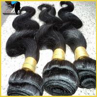VIrgin brazillian body wave hair extension,unprocessed remy human hair weave,3bundles lot,300g/lot,grade 5a,free shipping