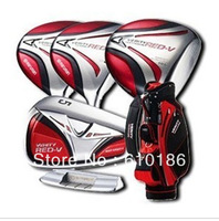 Golf ball rod full set maruman verity red-v golf sets of pole golf equipment