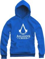 Winter Man Hoodies Assassins Creed Costume Big Size Hoodie Assassins Creed Jacket  Sweatshirt Men Casual Sweatshirt LLY11-12