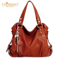 Paul 2013 winter women's fashion casual tassel bag Brand Design cross-body big bag OL totes bag Freeshipping