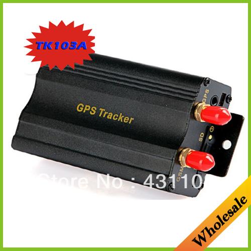 GPS-трекер N&W 2 Dropshipping GPS TK103A GSM SD