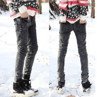 free shipping  2013 pants mens slim jeans skinny pants mens novelty