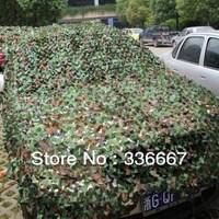 Wholesale 4x4m desert digital camouflage net sun shade net jungle camouflage car cover CS Training Net Free Shipping