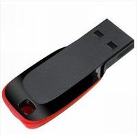 Ultra-small mini fashion gift usb flash drive 16g cz50 usb flash drive packaging
