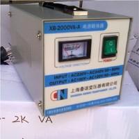 High Quality Electric Voltage Transformer xb-2000w 220v 100v 220v 110v 120v
