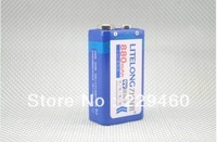 4Pcs/lot  li-ion Rechargeable 9 Volt Battery 880mAh Manufacturer's 3 Years Warranty!!!
