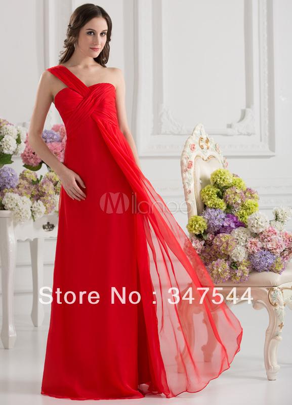 Christmas elegant red bridesmaid dresses pageant dresses wedding