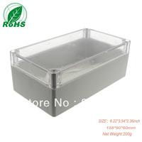 Xindasz XDW01-37 weatherproof high quality  plastic project box 6.22*3.54*2.36inch(158*90*60mm)