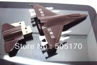 Free shipping 2013 hotsale plane usb fighter usb bombers usb flash drive 1GB, 2GB, 4GB, 8GB,16GB,32GB,64GB