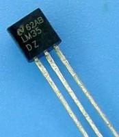 IC  LM35DZ