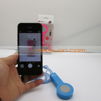 Free shipping,M-Shot Camera Cable Release Shutter Cable Remote Controller for iphone5,iphon4/4s,ipadmini,ipad4