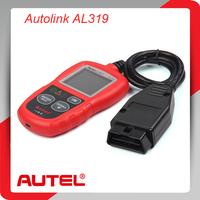 Newly Original Autel AutoLink AL319 Code Reader OBDII & CAN Auto link scanner TFT color display